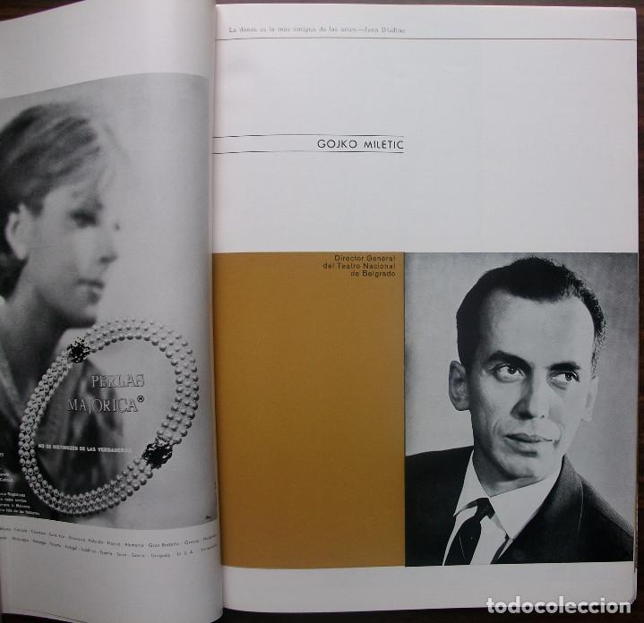 Libretos de ópera: GRAN TEATRO DEL LICEO. BALLET DE BELGRADO. TEMPORADA DE PRIMAVERA 1965 - Foto 3 - 147760946