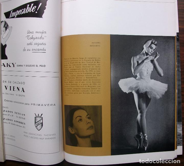 Libretos de ópera: GRAN TEATRO DEL LICEO. BALLET DE BELGRADO. TEMPORADA DE PRIMAVERA 1965 - Foto 4 - 147760946