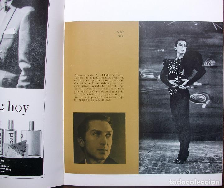 Libretos de ópera: GRAN TEATRO DEL LICEO. BALLET DE BELGRADO. TEMPORADA DE PRIMAVERA 1965 - Foto 5 - 147760946
