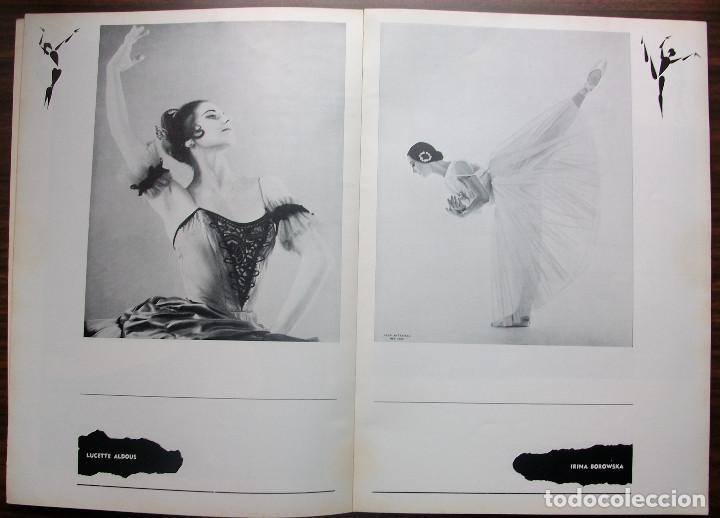 Libretos de ópera: GRAN TEATRO DEL LICEO. TEMPORADA COREOGRAFICA DE PRIMAVERA 1966 - Foto 2 - 147761282