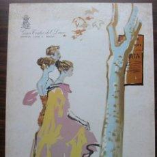 Libretos de ópera: GRAN TEATRO DEL LICEO. TEMPORADA DE OPERA 1967-68 . Lote 147762222