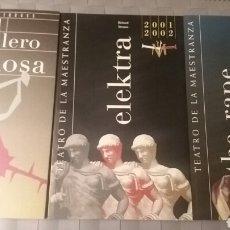Libretos de ópera: 6 LIBRETOS DE OPERA NUEVOS+LA TRAVIATA. Lote 149385585