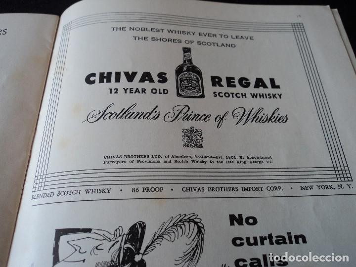 Libretos de ópera: METROPOLITAN OPERA NEW YORK TOSCA RENATA TEBALDI 1955 - Foto 14 - 159757882