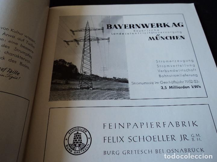 Libretos de ópera: Bayreuther Festspiele 1953 PARSIFAL ingles, aleman y frances para los entusiastas wagnerianos, 42 pg - Foto 3 - 159759042