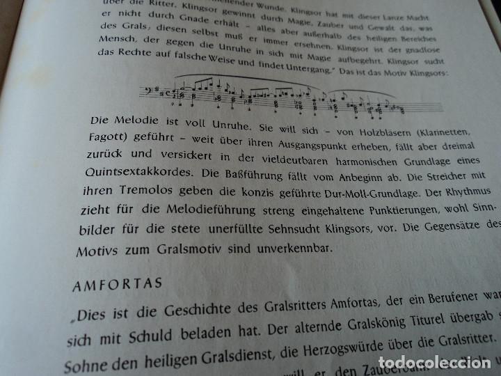 Libretos de ópera: Bayreuther Festspiele 1953 PARSIFAL ingles, aleman y frances para los entusiastas wagnerianos, 42 pg - Foto 15 - 159759042