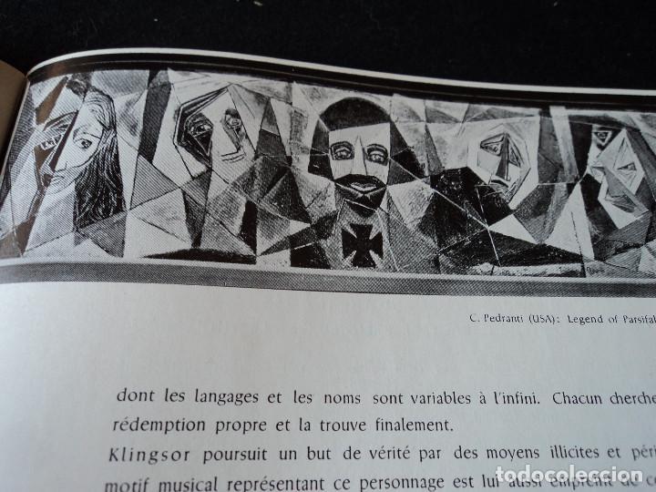 Libretos de ópera: Bayreuther Festspiele 1953 PARSIFAL ingles, aleman y frances para los entusiastas wagnerianos, 42 pg - Foto 17 - 159759042