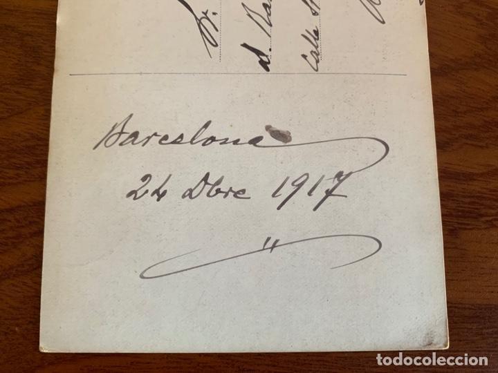 Libretos de ópera: BERNARDO DE MURO FOTO 1917 TENOR OPERA ITALIANO AUTOGRAFO - Foto 4 - 165109582