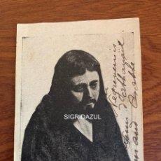 Libretos de ópera: ARMAND CRABBÉ FOTO 1917 TENOR OPERA HAMLET TEATRO COLON BUENOS AIRES. Lote 165110242