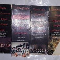 Libretos de ópera: 32 LIBRETOS DE OPERA DE PLANETA DE AGOSTINI 1989. Lote 185047627