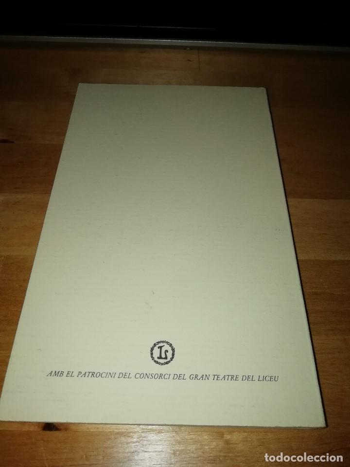 Libretos de ópera: MOZART - DIE ZAUBERFLÖTE - LA FLAUTA MÀGICA - EMANUEL SCHIKANEDER - LAVENÇ 1991 - W.H. AUDEN - Foto 2 - 189714095