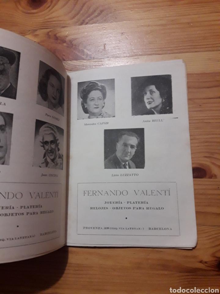 Libretos de ópera: Liceo El matrimonio secreto opera comica 1948-1949 libreto - Foto 2 - 192897276