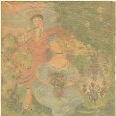 Libretos de ópera: GRAN TEATRE DEL LICEU - PROGRAMA OFICIAL TEMPORADA 1933-34 - PARSIFAL - J. ROCA JOIER. Lote 194740812