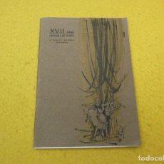 Libretos de ópera: LIBRETO BOOKLET XVII - GRAN FESTIVAL DE OPERA - 6ª FUNCION GIOCANDA - PONCHIELLI. Lote 199305803