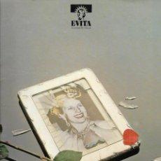 Libretos de ópera: OPERA EVITA 30 PAGINAS EL LIBRETO EN INGLES. Lote 200352533