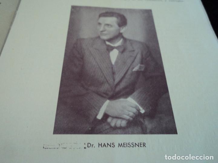 Libretos de ópera: GRAN TEATRO DEL LICEO festivales musica alemana el caballero de la rosa.1944 director hans meissner - Foto 3 - 202424817
