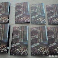 Libretos de ópera: 8 PROGRAMAS DE OPERA GRAN TEATRO DEL LICEO DE BARCELONA 1970 LEER DESCRIPCION DE OPERAS Y CANTANTES. Lote 202937097