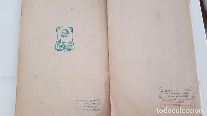 Libretos de ópera: PROGRAMA CENTENARI DE RICART WAGNER. PRIMER FESTIVAL Y SEGÓN FESTIVAL. 1913 - Foto 3 - 206178452