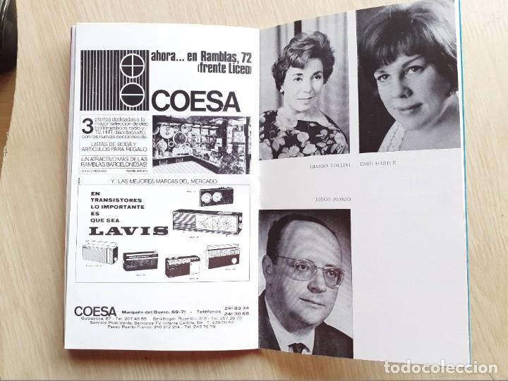 Libretos de ópera: PROGRAMA GRAN TEATRO DEL LICEO - TEMPORADA DE OPERA INVIERNO 1969 -70 BARCELONA - CON AUTOGRAFOS - Foto 12 - 206761178