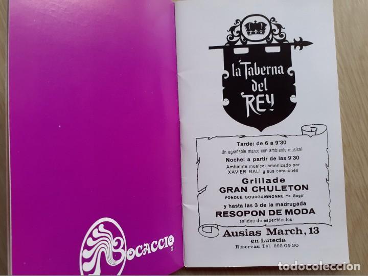 Libretos de ópera: PROGRAMA GRAN TEATRO DEL LICEO - TEMPORADA DE OPERA INVIERNO 1969 -70 BARCELONA - CON AUTOGRAFOS - Foto 5 - 206761891