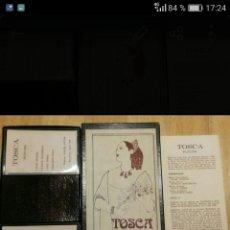 Libretos de ópera: TOSCA - PUCCINI INÉDITA. Lote 213481220