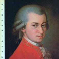 Libretos de ópera: LIBRETO DE LA ÓPERA LA FLAUTA MÁGICA DE MOZART. TEATRO LA ZARZUELA 1993.. Lote 221918555