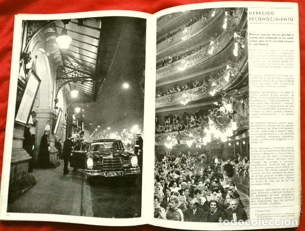 Libretos de ópera: GRAN TEATRO DEL LICEO (1966) VISION DE XX AÑOS DE ACTIVIDAD MUSICAL 1946-66 - JUAN A. PAMIAS - OPERA - Foto 10 - 224366382