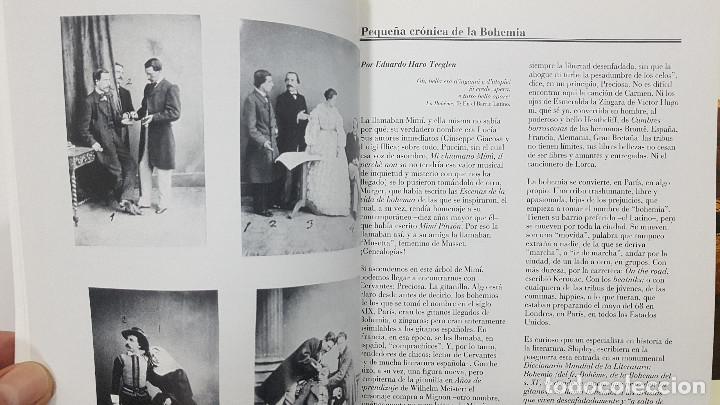 Libretos de ópera: LA BOHÊME. CRONICA DE LA BOHEMIA, PUCCINI EN ESPAÑA, LIBRETO TEATRO DE LA ZARZUELA 1996, CENTENARIO - Foto 6 - 236382645