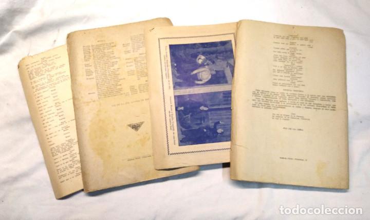 Libretos de ópera: Guia del Espectador Cancionero Marina, La del Manojo de Rosas, La Dolorosa y La Verbena de la Paloma - Foto 2 - 244821400