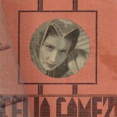 "Libretti di opera: 1942 ""SI FAUSTO FUERA FAUSTINA"" CELIA GÁMEZ, SAENZ DE HEREDIA, JUAN QUINTERO, VAZQUEZ, MORALEDA. Lote 246588865"