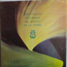 Libretos de ópera: I PURITANI - BELLINI - MARIELLA DEVIA / SALVATORE FISICHELLA / ROSA MARIA YSAS / MATTEO MANUGUERRA. Lote 260813385