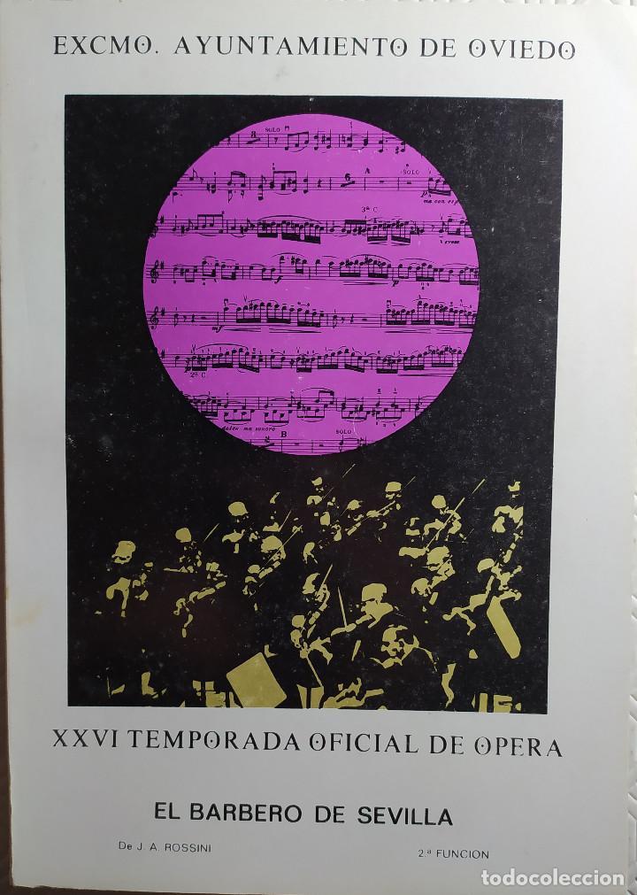 EL BARBERO DE SEVILLA - ROSSINI - VICENTE SARDINERO - ERNESTO PALACIO - PAOLO MONTARSOLO - ENZO DARA (Música - Libretos de Opera)
