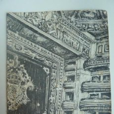 Libretos de ópera: FESTIVALES DE INVIERNO DE LAS PALMAS. TEATRO PÉREZ GALDÓS. ESTRELLAS DE LA OPERA DE PARÍS. AÑO 1961. Lote 285454768