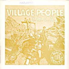 Partituras musicales: VILLAGE PEOPLE: Y.M.CA. , CIFRADO PARA GUITARRA. Lote 17947062