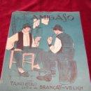 Partituras musicales: AMIGASO.TANGO ESTILO. MUSICA DE JUAN DE DIOS FILIBERTO. EDITORIAL PIROVANO. ARGENTINA.. Lote 22658937