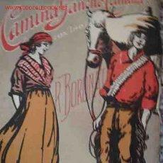 Partituras musicales: ¡¡CAMINA PANCHO CAMINA!! (FOX-TROT). Lote 9228813
