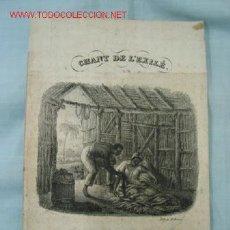 Partituras musicales: PARTITURA SIGLO XIX. Lote 13566282