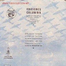Partituras musicales: MAGNIFICO LIBRETO CON PARTITURAS DE FOX-FADO, MADEIRA, M. VIDAL Y FANTASIA EN TROMPETA, J. MIRALLES. Lote 12639462