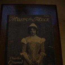 Partituras musicales: PARTITURA ANTIGUA - MARGARETHE I FAUST - CHARLES GOUNOD. Lote 17787550
