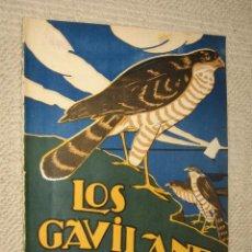 Partituras musicales: LOS GAVILANES, ZARZUELA. MÚSICA DE JACINTO GUERRERO. MARCHA. 12 PP.. Lote 22501436