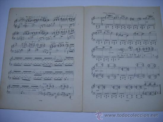 Partituras musicales: PARTITURA.JOAQUIN TURINA.DANZAS FANTASTICAS.Nº 1 EXALTACIÓN UNIÓN MUSICAL ESPAÑOLA.24X32,7P AÑO 1920 - Foto 3 - 23965305