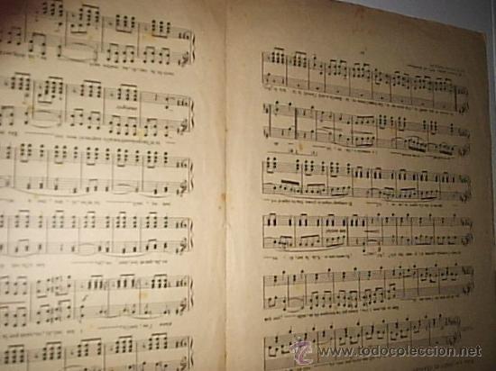 PARTITURA DE SARDANA EL SALFIRÓ DE LA CARDINA LLETRA DE,N J.M.FRANCÉS MÚSICA VICENS BOU (Música - Partituras Musicales Antiguas)