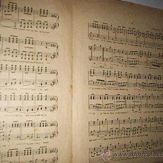 Partituras musicales: PARTITURA DE SARDANA EL SALFIRÓ DE LA CARDINA LLETRA DE,N J.M.FRANCÉS MÚSICA VICENS BOU. Lote 26931567