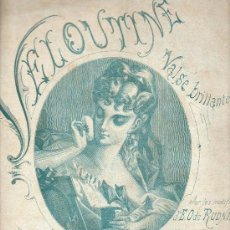 Partituras musicales: PARTITURA DE ARY DE BOGOTA - CH. JAY. Lote 27656985