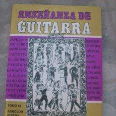 Partituras musicales: LOTE DE 3 TOMOS (4, 10 Y 11) ENSEÑANZA DE GUITARRA, POR ARNOLDO PINTOS - ARGENTINA - TANGO/ BOLERO. Lote 31439162