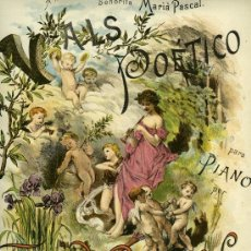 Partituras musicales: PARTITURA DE