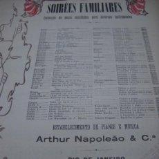 Partituras musicales: PARTITURA PARA VIOLIN Y PIANO. A. SIMONETTI: ROMANZA. 2 HOJAS. Lote 32723471