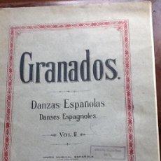 Partituras musicales: PARTITURA PIANO AÑO 1920. Lote 33133168