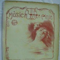 Partituras musicales: PARTITURA: WAHLSTIMMEN, TANDA DE VALSES PARA PIANO. STRAUSS J.. Lote 33781962