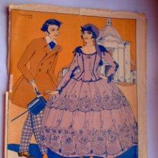 Partituras musicales: LA CALESERA ZARZUELA EN TRES ACTOS 1926. Lote 39530513