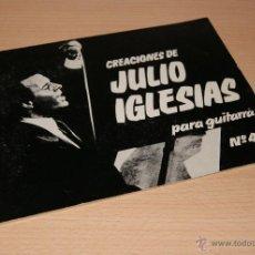 Partituras musicales: MÚSICA DEL SUR - CREACIONES DE JULIO IGLESIAS PARA GUITARRA - Nº 47. Lote 42866678